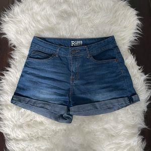 Roebuck & Co denim/Jean Shorts. Like new!